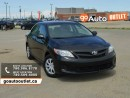 Used 2013 Toyota Corolla CE for sale in Edmonton, AB