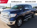 Used 2014 Toyota Tundra Platinum 1794 Edition for sale in Edmonton, AB