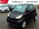 Used 2009 Smart fortwo passion 2dr Coupe for sale in Edmonton, AB
