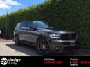 Used 2016 Dodge Durango R/T AWD + NAV + SUNROOF + BACK-UP CAM + RR PARK ASSIST + NO EXTRA DEALER FEES for sale in Surrey, BC