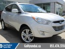 Used 2012 Hyundai Tucson GLS LEATHER ALLOYS AWD for sale in Edmonton, AB