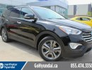 Used 2013 Hyundai Santa Fe XL LTD 6 PASS LEATHER PANO ROOF NAV for sale in Edmonton, AB