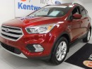 Used 2017 Ford Escape SE 4WD Ecoboost! Gem red! back up cam! heated seats! for sale in Edmonton, AB