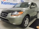 Used 2009 Hyundai Santa Fe HEY HEY HEY! LOOK AT THIS SANTA FE! with leather, NAV, and sunroof!!! for sale in Edmonton, AB