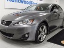 Used 2012 Lexus IS 250 IS 250- sunroof, power seats, paddle shift for sale in Edmonton, AB