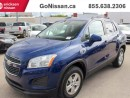 Used 2014 Chevrolet Trax AWD, auto, air! for sale in Edmonton, AB