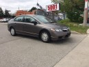 Used 2009 Honda Civic $6888AUTO,4DR,144K,SAFETY+3YEARS WARRANTY INCLUDED for sale in North York, ON