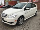 Used 2010 Mercedes-Benz B 200 NO ACCIDENT - SAFETY INCLUDED for sale in Cambridge, ON