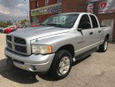 Used 2003 Dodge Ram 1500 4X4 - NO ACCIDENT - SAFETY INCLUDED for sale in Cambridge, ON