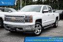 Used 2015 Chevrolet Silverado 1500 2LZ Navigation, Sunroof, and Heated Seats for sale in Port Coquitlam, BC