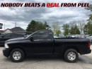 Used 2013 Dodge Ram 1500 ST**PRICED TO MOVE** for sale in Mississauga, ON
