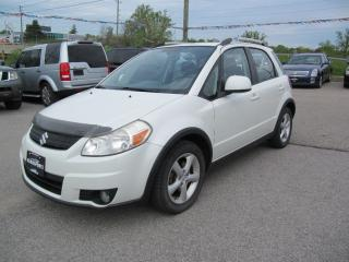 Used 2008 Suzuki SX4 AWD AUTO for sale in Newmarket, ON
