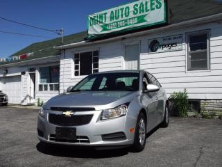Used 2011 Chevrolet Cruze for sale in Oshawa, ON