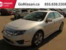 Used 2010 Ford Fusion AUTO, SUNROOF, AWD for sale in Edmonton, AB