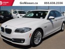 Used 2015 BMW 528 Navigation, Leather, AWD!! for sale in Edmonton, AB