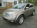 Used 2004 Nissan Murano SL for sale in Scarborough, ON