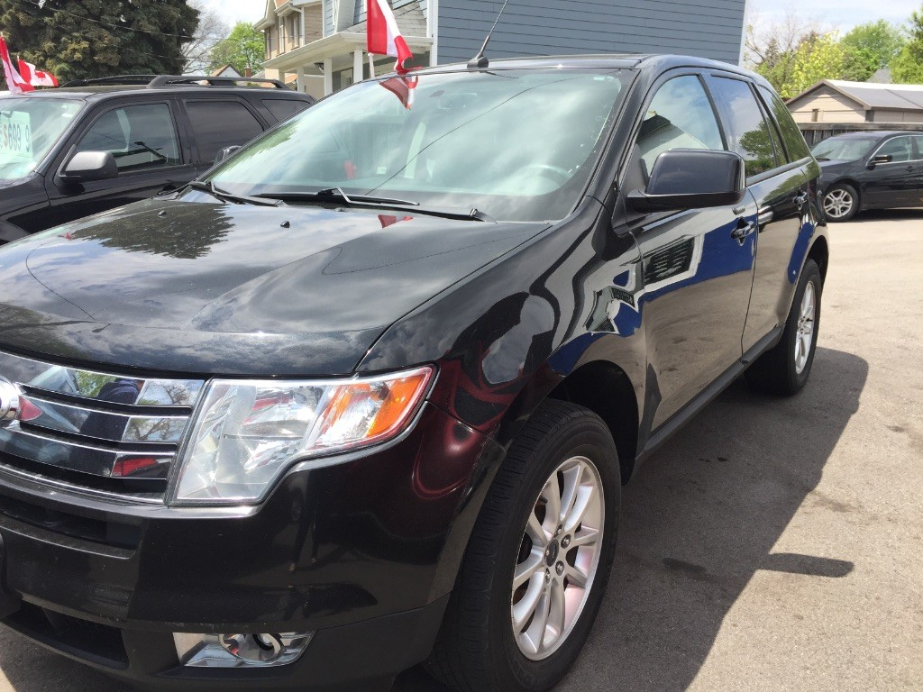 used 2010 ford edge 3 litre for sale in etobicoke ontario