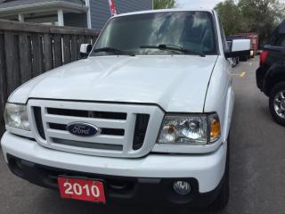 Used 2010 Ford Ranger 4.0L for sale in Etobicoke, ON