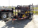 Used 2008 PROHAU UTILITY TRAILER for sale in Innisfil, ON