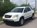 Used 2009 GMC Acadia SLE 7 Passenger **ACCIDENT FREE** for sale in Brampton, ON
