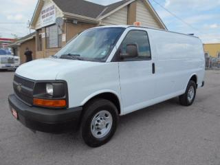 Used 2007 Chevrolet Express 3500 CARGO 1Ton 4.8L V8 Divider Shelving ONLY 129,000Km for sale in Etobicoke, ON