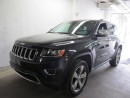 Used 2016 Jeep Grand Cherokee Limited for sale in Dartmouth, NS