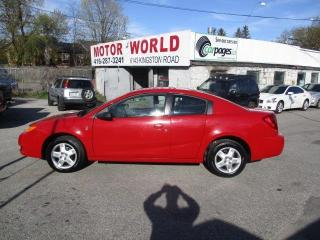 Used 2006 Saturn Ion for sale in Scarborough, ON
