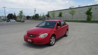 Used 2010 Chevrolet Cobalt 4 door, Only 102 km, 3 years warranty available. for sale in North York, ON