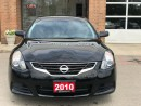 Used 2010 Nissan Altima Coupe S Leather and roof for sale in Mississauga, ON