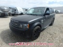 Used 2011 Land Rover RANGE ROVER SPORT SUPERCHARGED 4D UTILITY AWD 5.0L for sale in Calgary, AB