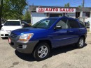 Used 2008 Kia Sportage LX/4 Cylinder/Accident Free/Automatic/Certified for sale in Scarborough, ON
