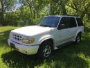 Used 1999 Ford EXPLORER LIMITED * 4WD * LEATHER * SUNROOF for sale in London, ON