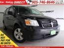 Used 2009 Dodge Grand Caravan SE| WE WANT YOUR TRADE| LOCAL TRADE| for sale in Burlington, ON