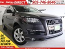 Used 2012 Audi Q7 3.0 Premium| LOCAL TRADE| AWD| NAVI| PANO ROOF| for sale in Burlington, ON