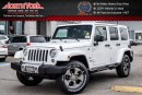 New 2017 Jeep Wrangler Unlimited New Car Sahara|4x4|LightingPkg|Nav|R-Start|HardTop|Sat.Radio|18