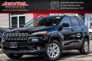 New 2017 Jeep Cherokee NEW CAR North|4x4|SafetyTec,ColdWthrPkgs|R-Start|Uconnect8.4|17