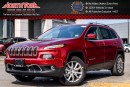 New 2017 Jeep Cherokee NEW CAR Limited|4x4|V6|SafetyTec,TechPkgs|BackUpCam|R-Start|18