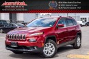New 2017 Jeep Cherokee NEW CAR Limited|4x4|SafetyTec,Tech,LuxuryPkgs|Sunroof|R-Start|18
