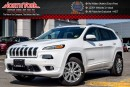 New 2017 Jeep Cherokee NEW CAR Overland|4x4|TechPkg|PanoSunroof|Nav|ACC|FCW|PkAsst|18
