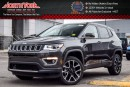 New 2017 Jeep Compass New Car Limited|4x4|Nav.,Safety&Security,Pkgs|PanoSunroof|BeatsAudio| for sale in Thornhill, ON