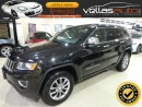 Used 2014 Jeep Grand Cherokee Limited LIMITED| 4X4| SUNROOF| LEATHER| BLK ON BLK for sale in Woodbridge, ON