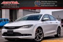 Used 2016 Chrysler 200 S|Sun/Sound,ComfortPkgs|Sunroof|Nav|AlpineSpkrs|BackUpCam|19