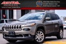 Used 2016 Jeep Cherokee Limited|LuxuryPkg|Nav|BackUpCam|R-Start|Htd+VtdFrSeats|18