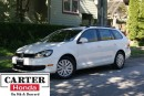 Used 2013 Volkswagen Golf 2.5L Trendline + WAGON! + HEATED SEATS + LOW KMS! for sale in Vancouver, BC