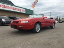 Used 1993 Chrysler LeBaron GTC! CONVERTIBLE! 5 SPEED! for sale in Bolton, ON