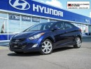 Used 2012 Hyundai Elantra for sale in Nepean, ON