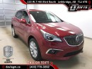 New 2017 Buick Envision AWD-Navigation, Power Moonroof, 2.0L Turbo for sale in Lethbridge, AB