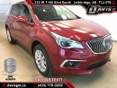 New 2017 Buick Envision Essence AWD-Navigation, Heated Seats for sale in Lethbridge, AB