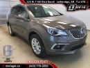 New 2017 Buick Envision Essence AWD-Power Moonroof, Heated Seats for sale in Lethbridge, AB