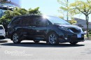 Used 2015 Toyota Sienna Leather Interior, Back Up Cam, Power/Heated Front Seats, Bluetooth, Power Side Passenger Doors, Stee for sale in Richmond, BC